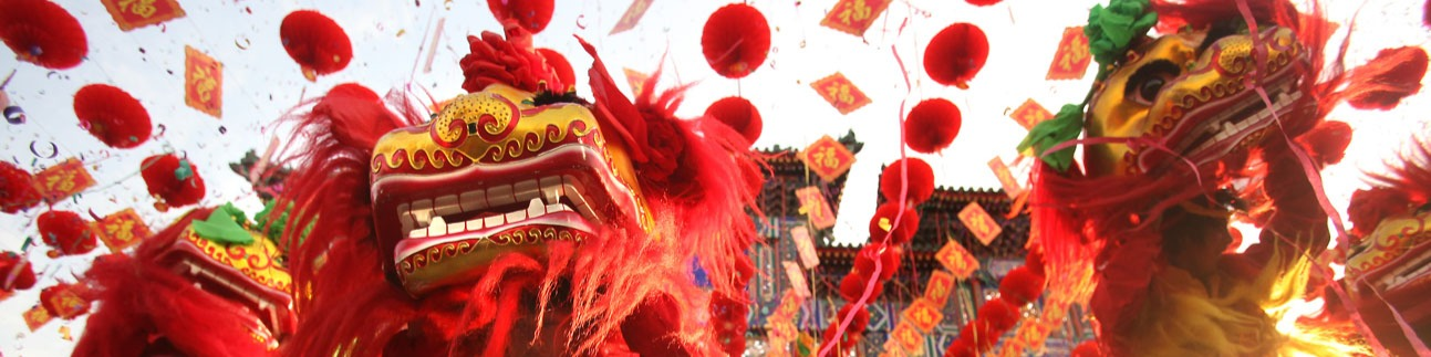 Chinesse New Year in Mauritius